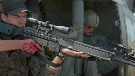 奥运射击冠军应征狙击手, 却发现打人和打靶完全两码事