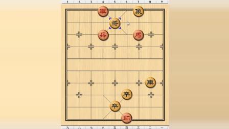 中国象棋: 車马能赢? 都说必败无疑, 却被高手硬生生给绝杀