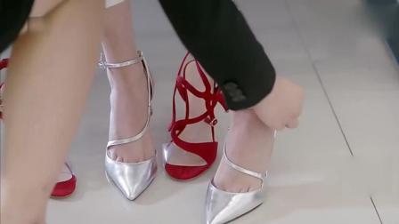 漂亮的李慧珍: 夏乔硬穿不合适的鞋子, 就像喜欢上不合适的人