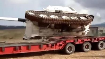 原来德国机械也有失误的时候, 坦克这一翻车众人都尴尬!