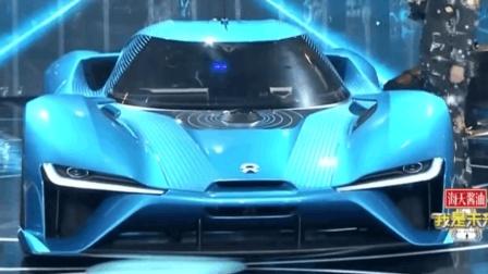 这台国产电动跑车是世界上跑得最快的, 可大家愣是不知道怎么开门