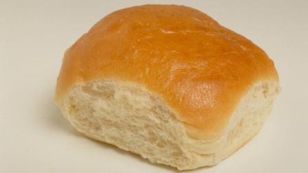 电饭煲做面包, 这种做法做出来最好吃, 越嚼越香, 和面不用一滴水