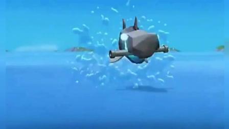 旋风战车队: 飚速需要给鲨鱼一些它咬不动的东西