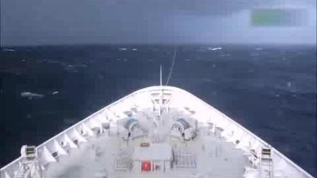 大船上可怕的一幕即将出现, 不看不知道, 一看吓一跳。我被吓到了