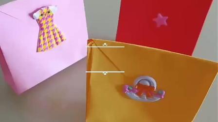 小助姐姐教你做手工 之 自制迷你饰品袋的做法