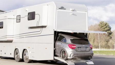 全球5辆最奢华的房车! 土豪的世界我不懂, 是贫穷限制我的想象?