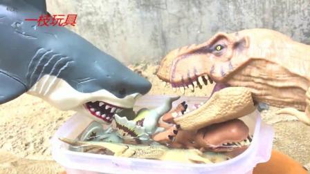 恐龙乐园给小恐龙洗澡