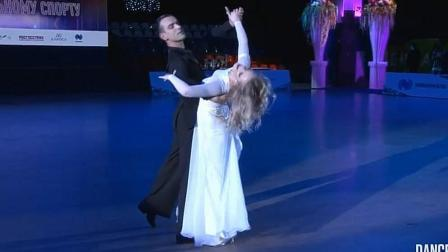 2018.3.23 俄罗斯锦标赛职业摩登拉丁表演舞