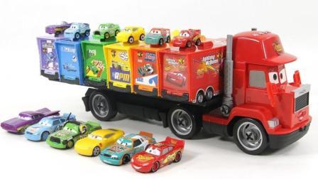 一起来组装小货车带来的小车
