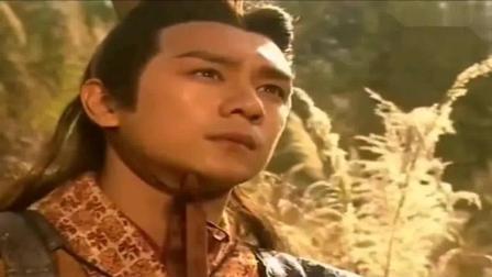 陈浩民版《封神榜》殷十娘过世, 哪吒的自述, 让无数网友泪奔