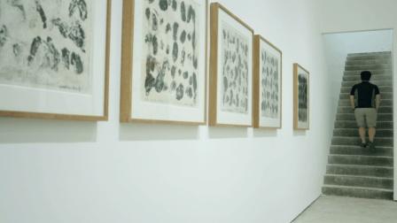 他用最纯粹的颜色黑与白, 展示内心最纯净的净土 艺视中国 廖明明