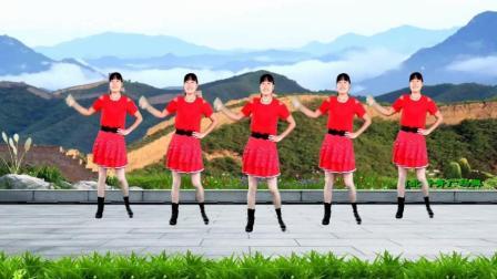 广场舞《中国范儿》演唱: 玖月奇迹, 一身中国的范儿唱着东方情怀