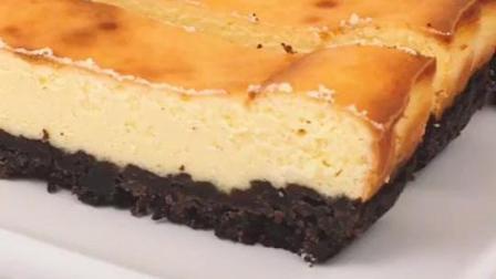 奶香十足, 味道一点也不输芝士蛋糕的乳酪条制作只需15分钟