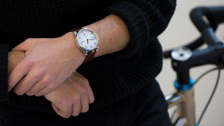 《美骑快讯》第204期 这块颜值超高的瑞士表原来是码表