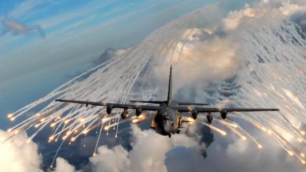 美国打叙利亚用什么武器? 都说用巡航导弹, 想过空中炮艇吗?