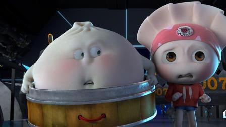 国产动画《吃货宇宙》惊艳定档端午节! 方便面小笼包对阵外星