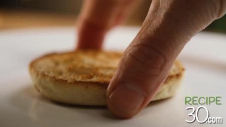 美食: 如何使用微波炉挖走一个完美的蛋挞