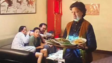 一段温情的恐怖短片, 头七回魂母亲教育不孝子孙珍惜眼前人
