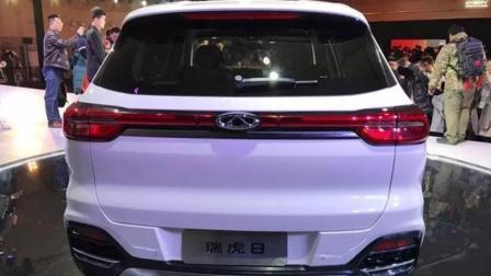 瑞虎8售价10万起,网友调侃:生儿子不要女儿,瑞虎7怎么办?