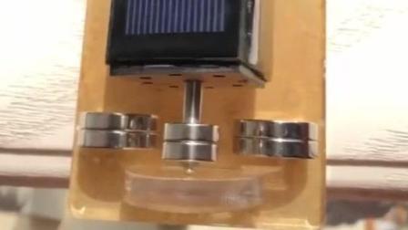 磁力悬浮链接! 特斯拉科技这个算不算永动机?