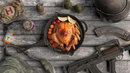 《坑爹哥欢乐游戏回顾》20180413 吃鸡就是一把接着一把 然后摸鱼吃鸡