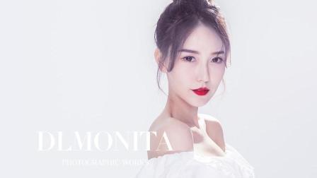 《白色情人节》蒙妮坦人像商业摄影拍摄花絮
