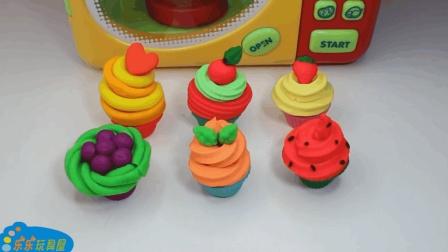 神奇的微波炉, 魔力变变变, 小朋友一起来做水果冰淇淋啦!