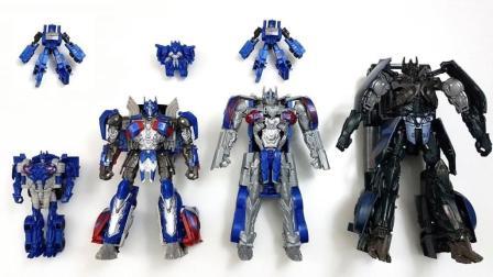 迷你特工队玩具变形机器人