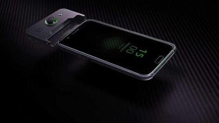 小米旗下黑鲨游戏手机宣传片