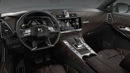 总统座驾DS7来袭, 内饰比奔驰还奢华