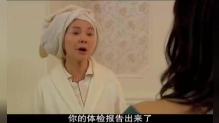 《婆婆来了》小雅和婆婆客厅里互骂骚货, 小雅老公气的无话可说
