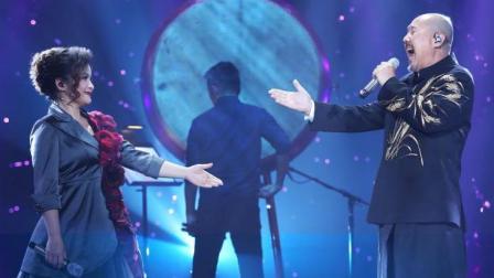 腾格尔 吴碧霞同台献唱, 《歌手》国家队震撼全场