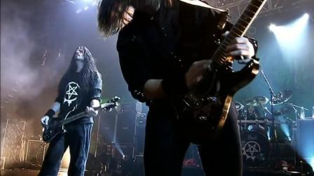 【重型现场】旋律死亡金属Arch Enemy大敌乐队现场视频 - 12 超清