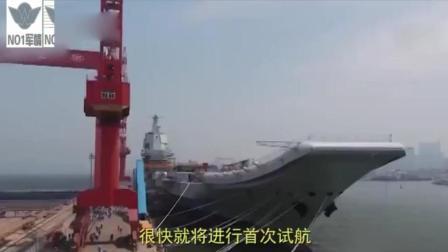 6万吨巨舰刚下水一年就要试航? 专家称真实战斗力远超辽宁舰!