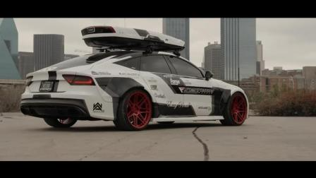 Audi RS7-00 ARMYTRIX Bootleggers Run Sign-Up at SupercarsinDallas