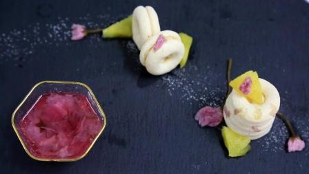 樱花酱与椰香蛋白饼: 大春天的, 你吃花了吗?