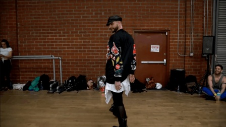 【UrbanDance.Cn】Brian Friedman 编舞《Dem Beats Part 1》Urban Dance Choreography