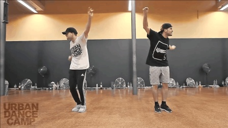 【UrbanDance.Cn】EZtwins 编舞《I Want You Back》URBAN DANCE CAMP