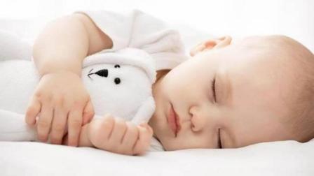 宝宝睡觉的最佳时间段, 错过这两个时间段, 别怪宝宝发育不好