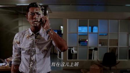 """古天乐生日,这蛋糕吃的真""""够味"""",这场面比赶集还热闹,劲爆!"""