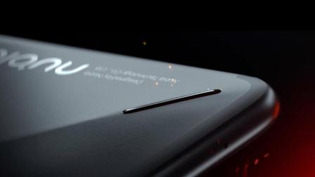 「极光快讯」nubia红魔游戏手机真机曝光, 这颜值高过黑鲨?