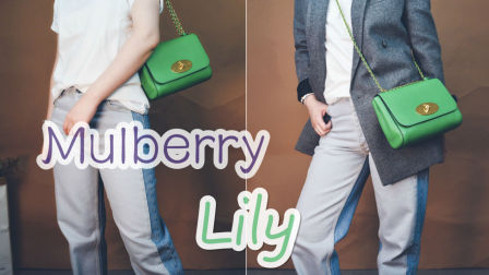 MULBERRY | Lily 最具性价比的随身小包推荐 包包分享