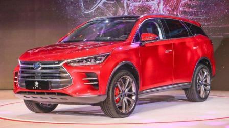 最具东方韵味国产SUV, 出自奥迪设计师之手, 七座车型仅12万起!