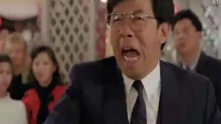 香港经典电影: 洪金宝与光头佬麦嘉把别人婚礼砸了, 糗大了