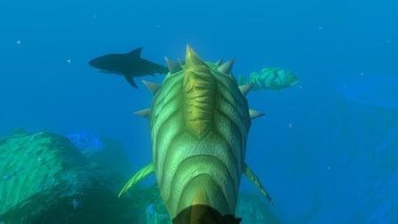 【侠客解说】海底大猎杀: 我这个大个 可以称霸海底吗?