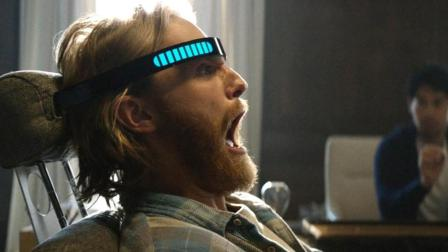 男子体验仿真恐怖游戏, 被折磨了一晚, 却发现无法退出游戏, 速看科幻片《黑镜3: 终极玩家》