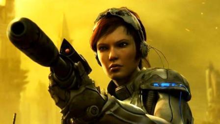 游戏CG动画欣赏-《星际争霸2: 背叛》