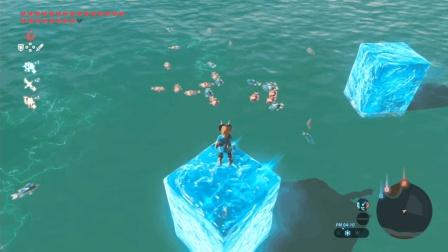 荒野之息 国外玩家教你如何快速捕鱼 这场面真刺激!