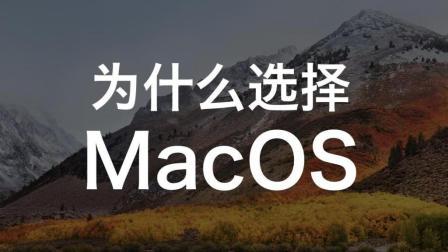 为什么选择 MAC 做为主要办公电脑