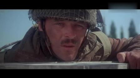 二战电影《遥远的桥》德英两军相遇, 一名火枪兵误打误撞成功夺桥